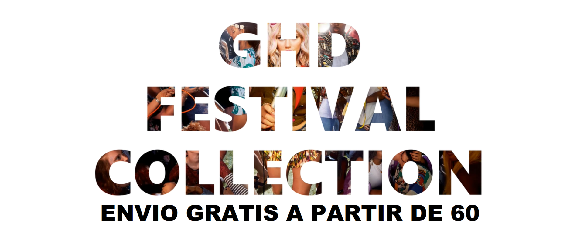 GHD FESTIVAL COLLECTION